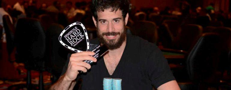 Nick Schulman Wins SHRO High-Roller For $440,000