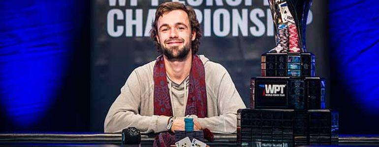 Ole Schemion Wins WPT European Championship Main Event For €218,435