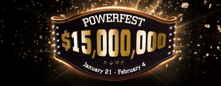 Party Poker Adds $300K in Bonus Prizes to Powerfest VII $15M GTD