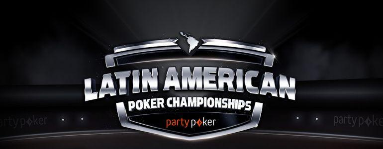 PartyPoker Bets on South America with The Latin American Poker Championship