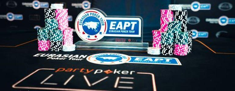 Partypoker EAPT Grand Final Promises to Make You a Pro!