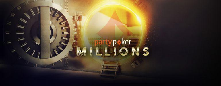 PartyPoker Millions Hit by Unusual Glitch
