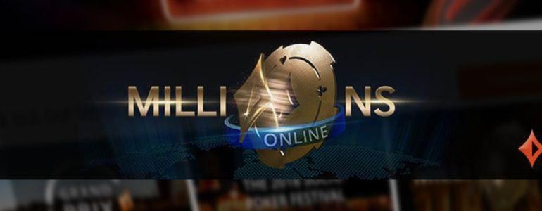 partypoker Offers Insane $1 Million Bonus for Leading Day 1A in $20 MILLIONS Online