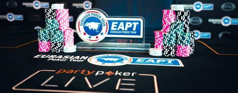 Partypoker Return to Sochi for the EAPT Grand Final