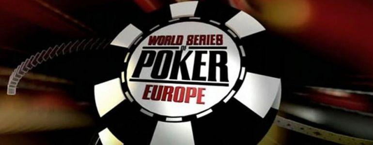 Partypoker's WSOP Europe set to hit Kings Casino