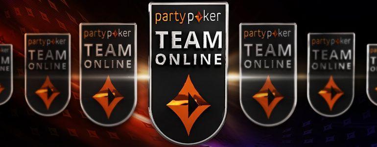 partypoker TeamOnline Pros Keep On Winning