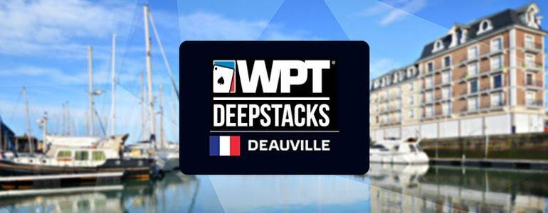 Partypoker WPTDeepStacks Descends on Deauville