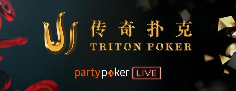 partypoker LIVE and Triton Poker join forces for Super High Roller Series