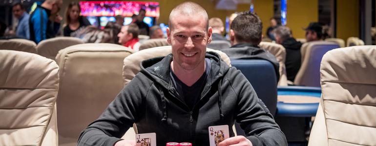 Patrik Antonius Shows Off His Running and Poker Skills in Monte Carlo