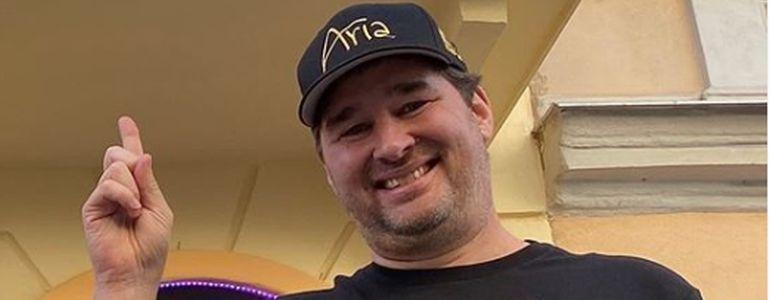 Phil Hellmuth Goes All-In on the Celebrities for Charity