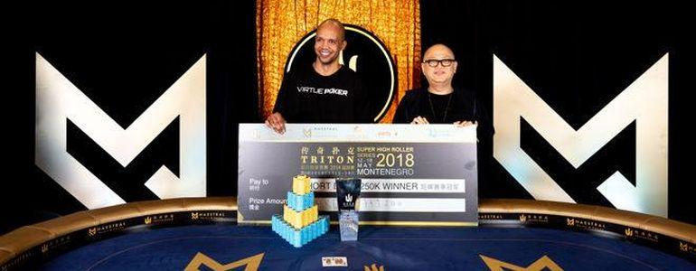 Phil Ivey is Back! Legend Wins Title and $604K in Short Deck Poker