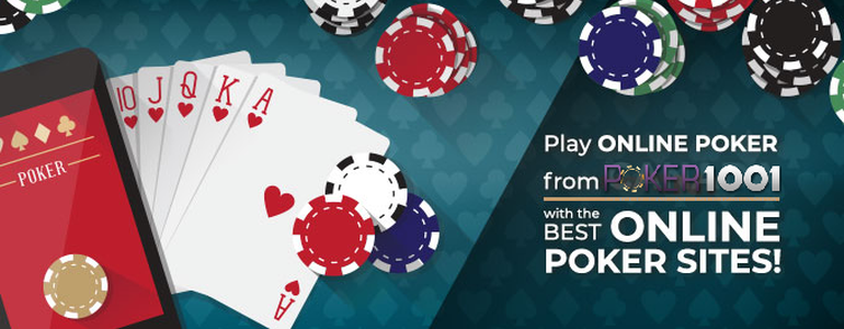 Play Online Poker And Win Huge Jackpots