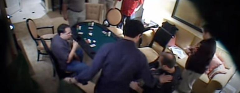 Poker And The Art Of The Heart Attack Scam
