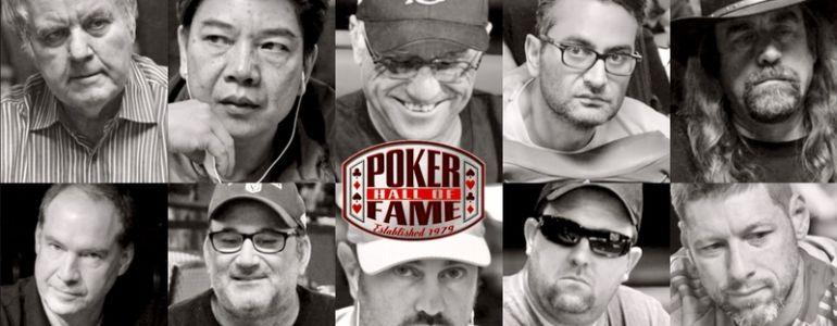 Poker Hall of Fame to Induct Only One Honoree in 2020