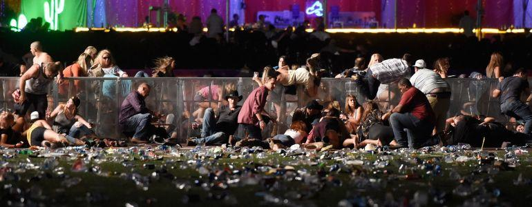 Poker Players Take to Twitter After Las Vegas Massacre
