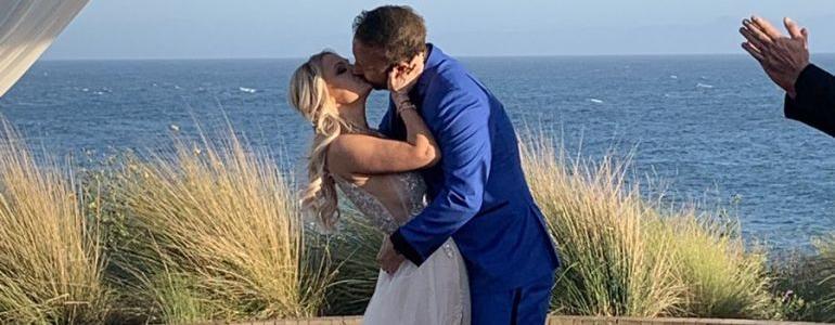 Poker Power Couple: Daniel Negreanu and Amanda Leatherman's Wedding Pictures