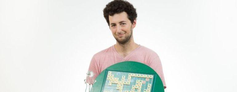 Poker Pro David Eldar Wins Scrabble World Championship