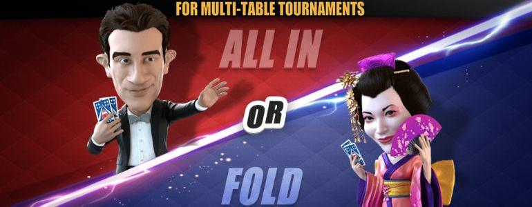 PokerBROS Introduce New All-in or Fold Tournaments