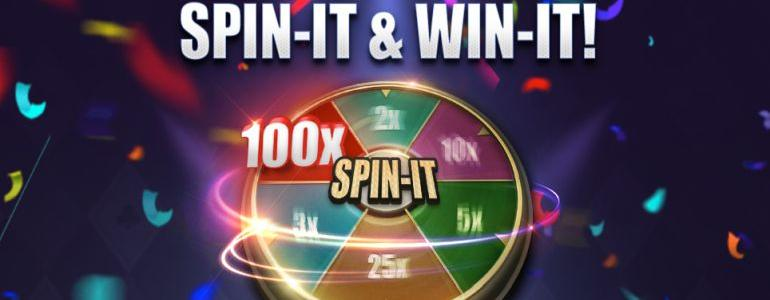 PokerBROS Launches New Spin-It Tournaments for Poker Unions