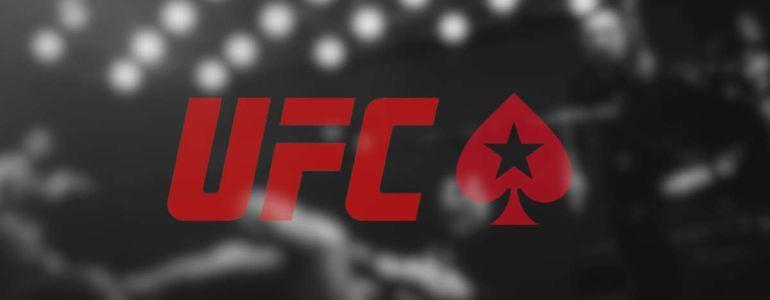 PokerStars and UFC Form a New Partnership