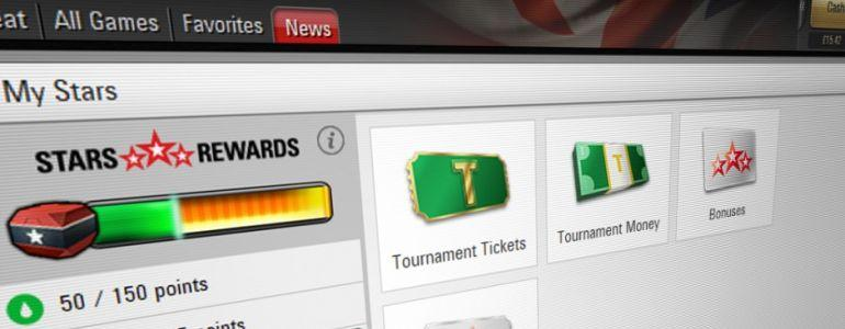 PokerStars Hacks Away at Reward Points for MTTs