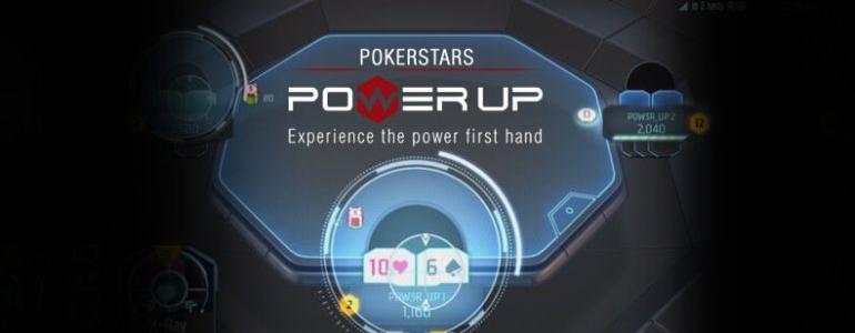 PokerStars Removes Power Up From Lobby