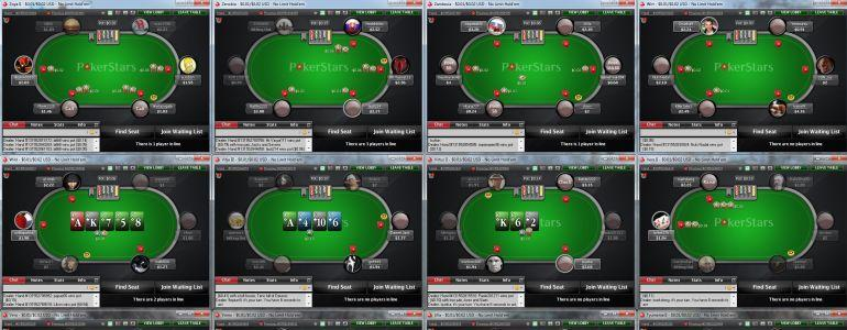 PokerStars Under Heavy Fire Over New Multi-Tabling Limit