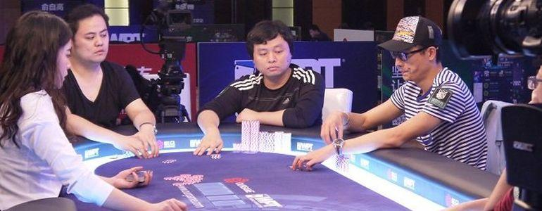 Qian Zhi Qiang Wins WPT Sanya Main Event for $242,555