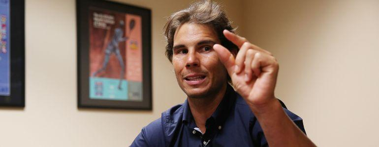 Rafael Nadal's Skills on the Tennis Court a Good Fit for Poker