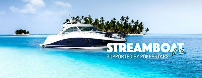 Set Sail on the StreamBoat2 with Bill Perkins & Friends