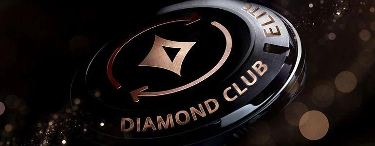 sp0ubledy Becomes partypoker's First Diamond Club Elite Member
