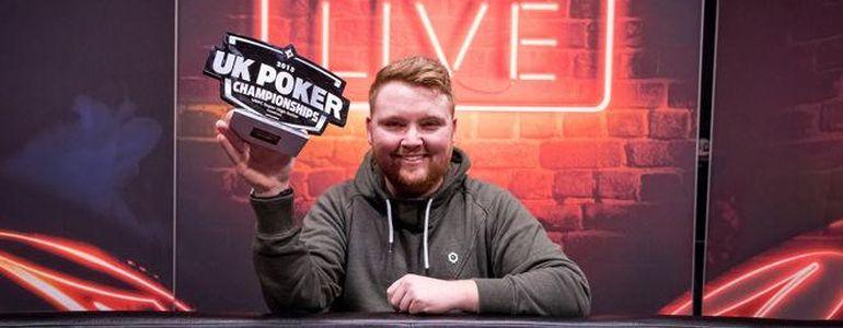 Steven Morris Wins the PartyPoker LIVE UK Poker Championships £5,300 Super High Roller for £70,000