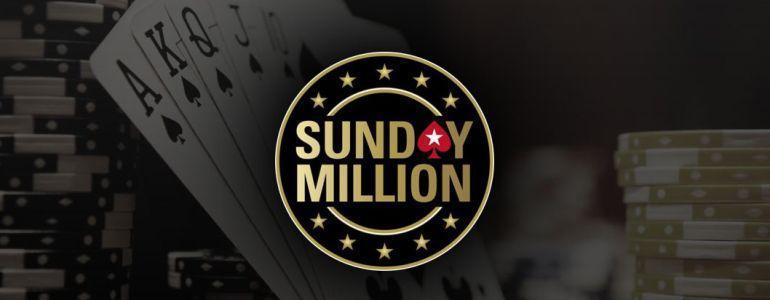 Sunday Million Winner and More - Online MTT's Recap