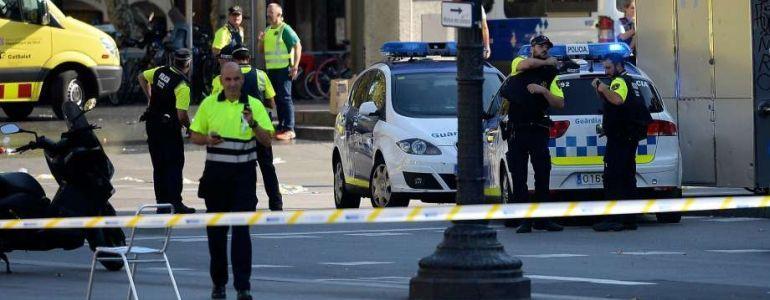 Suspected Terrorist Attack in Barcelona Puts Poker Players in Harm's Way
