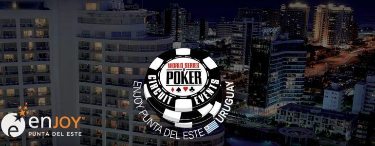 Take a Punt on partypoker's WSOPC Stop in Punta del Este