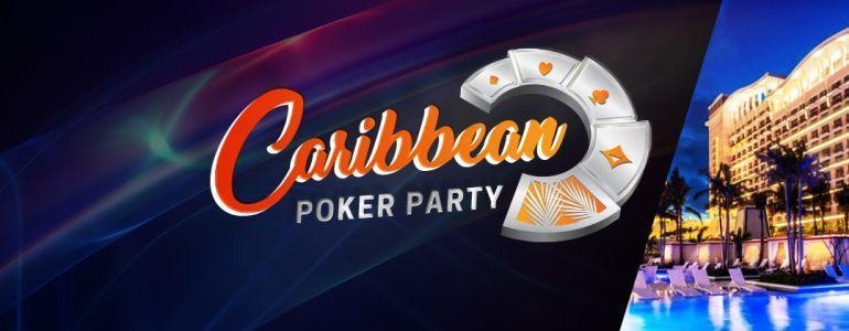 The partypoker LIVE Caribbean Poker Party Returns to the Bahamas