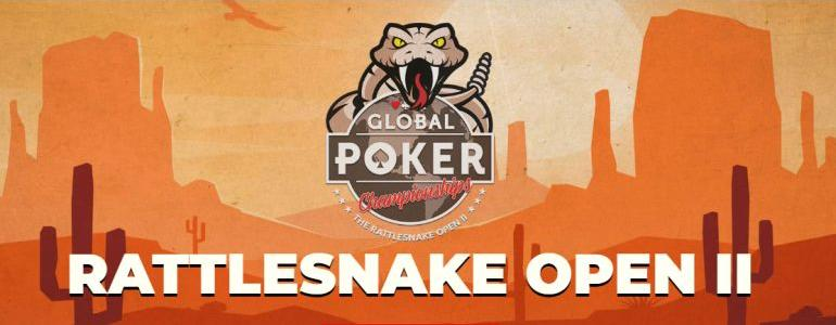 The SC$1million Rattlesnake Open Returns to Global Poker