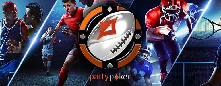 Three VIP Packages Up For Grabs In partypoker Sportsbook Superbowl Challenge