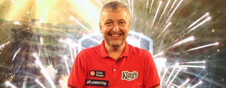 Tony G Returns! Tipped to Play 2021 WSOP