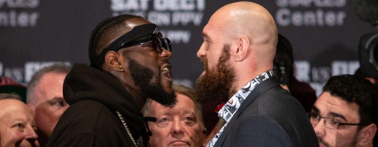 Tyson Fury's Dad Offers Massive Wager to Former Heavyweight Champ David Haye Over Fury - Wilder Rematch