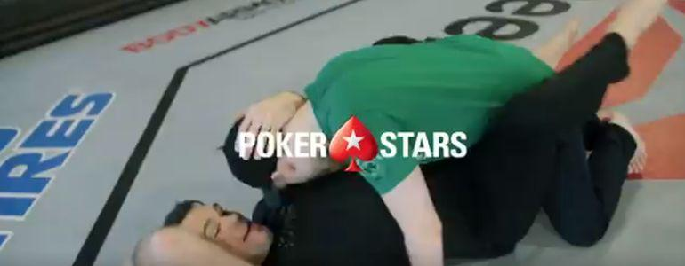 UFC Star Forrest Griffin Shows Jason Somerville Some Illegal Moves