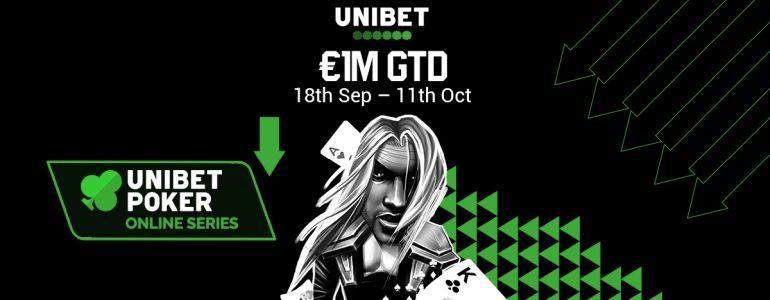 Unibet add Unique Promos to Huge Summer Series Guarantees