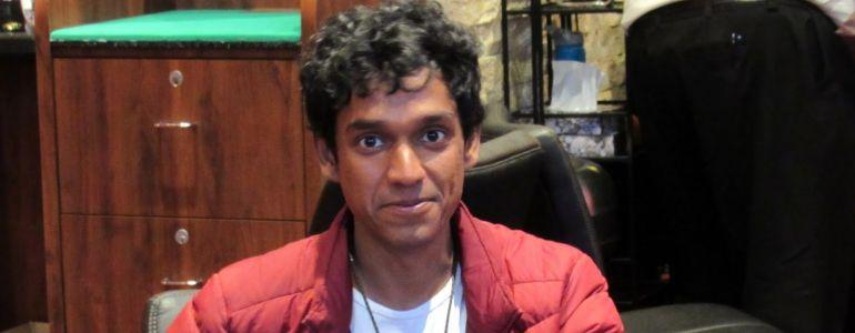 Upeshka De Silva Disqualified from WSOP Main Event Final Table for Positive COVID-19 Test
