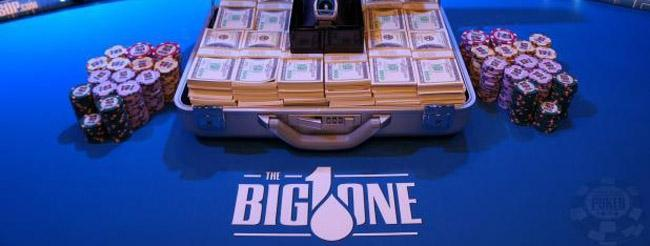 Shuffle up and Deal: Cards are in the Air for the Big One for One Drop