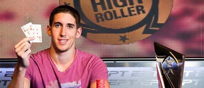 Poker Rising Star: DANIEL COLMAN