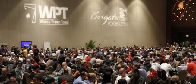 WPT Borgata Poker Open Attracting Great Number of Players