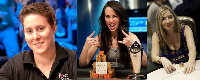 Introducing the Most Successfull Women in Poker