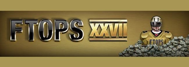 FTOPS XXVII Kicking Off End of November