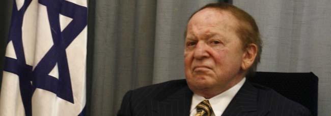 PokerStars' NJ Approval Stymied by Sheldon Adelson