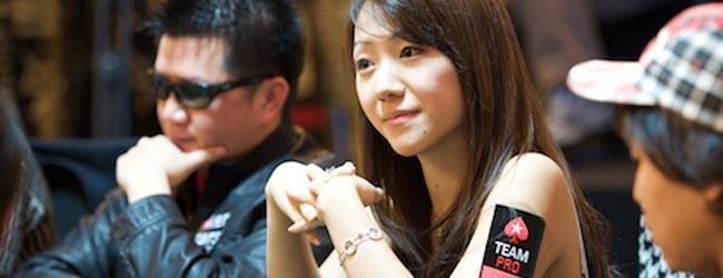 Celina Lin Talks Poker and Macau